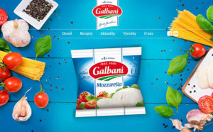 GALBANI WEBSITE